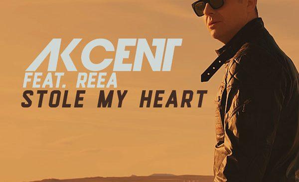 Akcent feat Reea – Stole My Heart