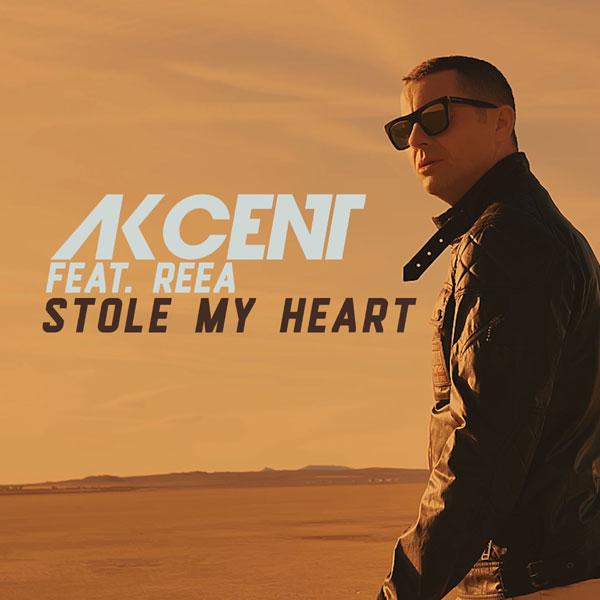 Akcent feat. REEA, Stole My Heart