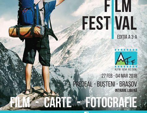 Munții au festival de film! Începe Alpin Film Festival, unicul festival de cultură montană din România