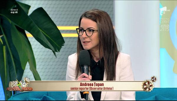 Andreea Țopan, reporterul Observator, despre siguranța din mediul online