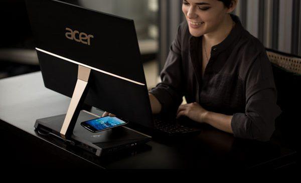 Acer anunță disponibilitatea în România a noului PC desktop Aspire S24, cel mai subțire all-in-one din istoria companiei
