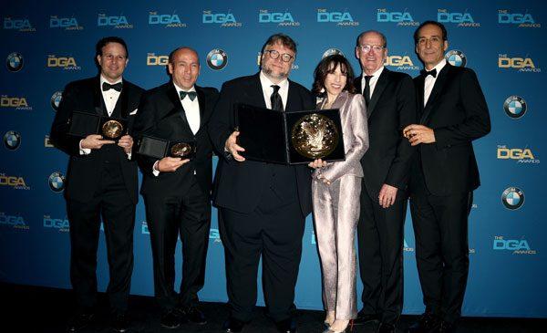 BMW a fost partener al Directors Guild of America pentru a 70-a ediţie Directors Guild Awards