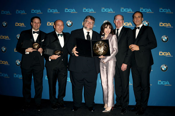BMW Partners with the Directors Guild of America for the 70th Annual Directors Guild Awards
