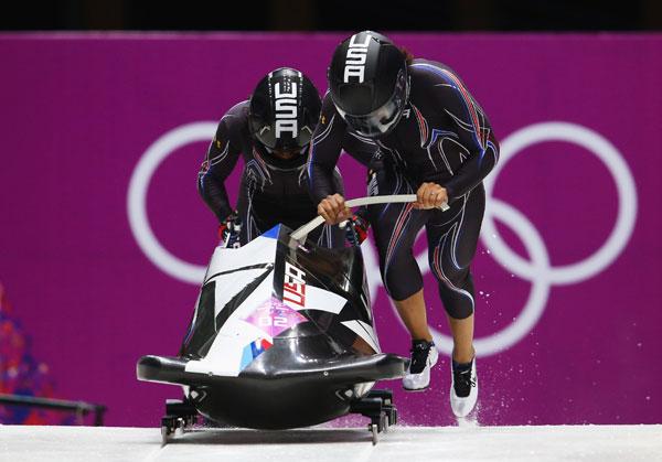 BMW si echipele SUA de bob si skeleton colaboreaza pentru a 23-a editie a Jocurilor Olimpice de Iarna de la Pyeongchang