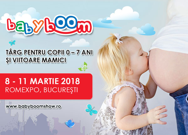 Baby Boom Show, 8–11 martie 2018
