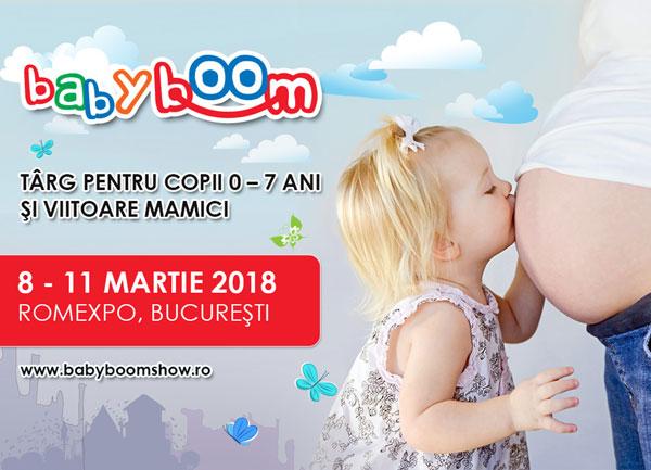 Baby Boom Show martie 2018