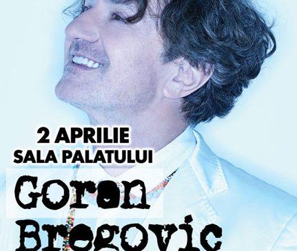 Bosquito canta din nou alaturi de Goran Bregovic la Bucuresti