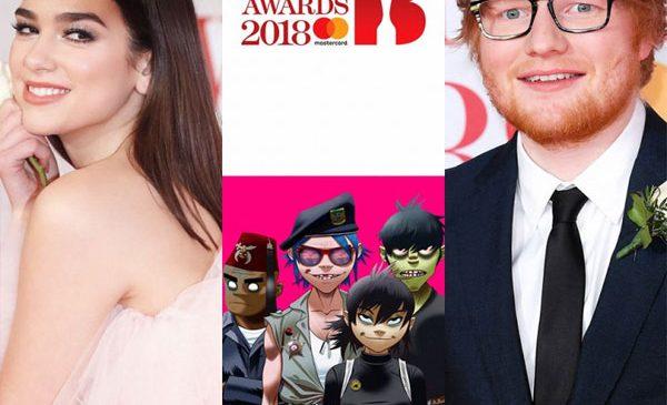 Felicitari castigatorilor de la Brit Awards!