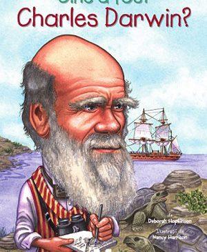 Atelier Cine a fost Charles Darwin?