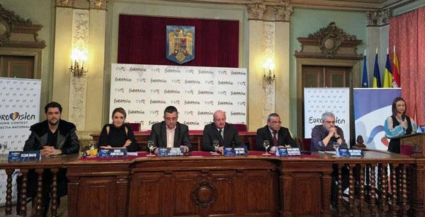 """Doina Gradea, Director General TVR: """"Ne-am dorit să organizăm ultima semifinală Eurovision la Sighişoara, pentru a reaminti telespectatorilor TVR cultura şi istoria acestui oraş"""""""