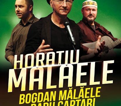 Horațiu Mălăele, cadou special pentru spectatorii din Cluj-Napoca