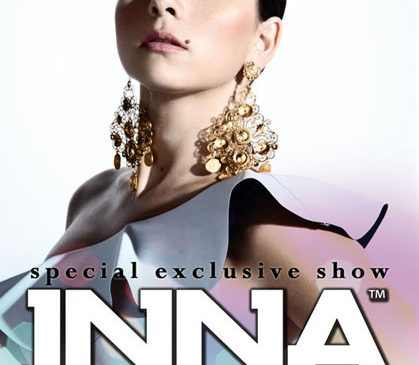 INNA – special exclusive show la Hard Rock Cafe