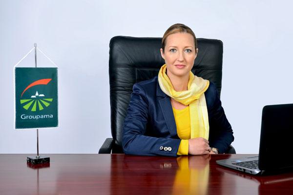 Judith Kis, HR Director Groupama Asigurari