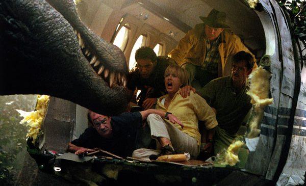 În februarie, la AMC, Jurassic Park I, II, III