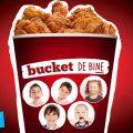 KFC Bucket de bine 2018