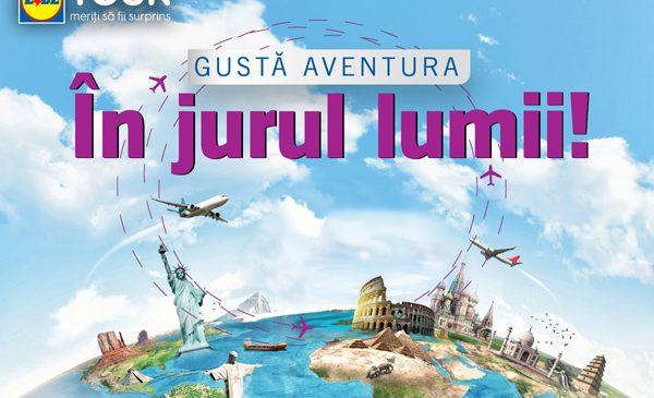 30 de zile în jurul lumii: Lidl Tour lansează un circuit turistic unic, la Târgul de Turism al României