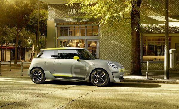 BMW Group plănuieşte un joint-venture pentru automobilele MINI electrice în China