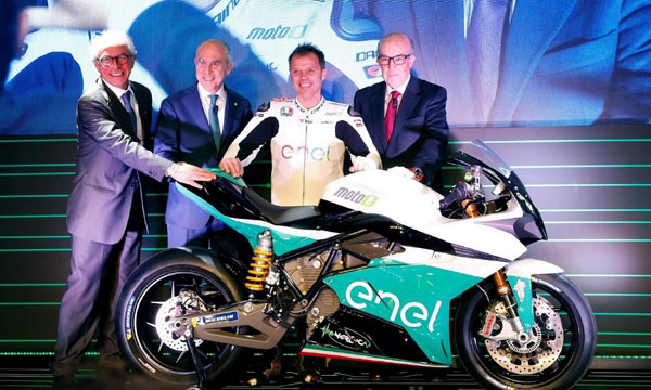 Management team Enel - Dorna Sports