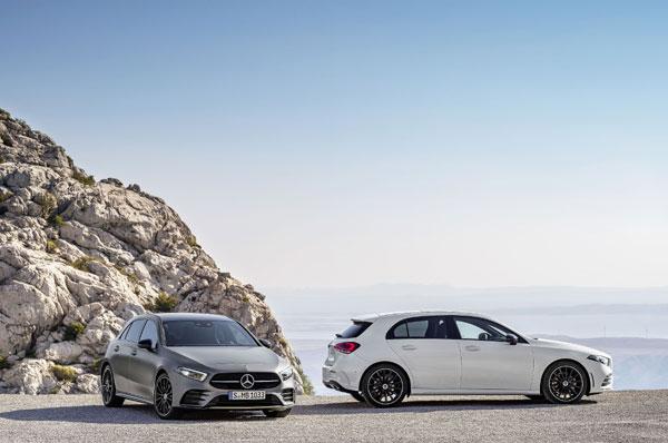 Mercedes-Benz lanseaza noua Clasa A