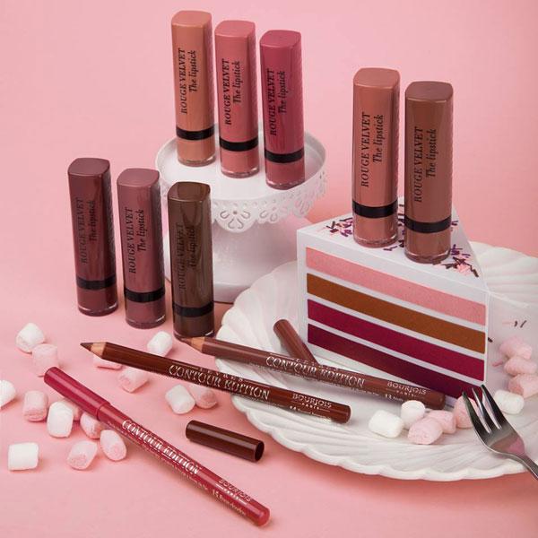 Nude Velvet The Lipstick, Bourjois