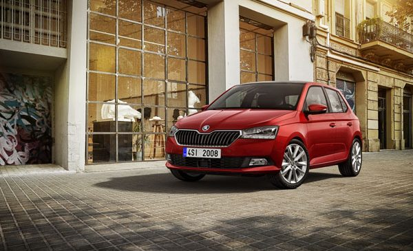 ŠKODA FABIA facelift va fi lansată la Salonul Auto de la Geneva 2018