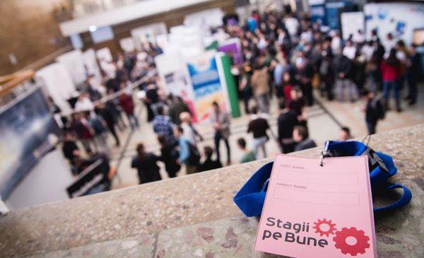 A 14-a ediție Stagii pe Bune oferă 1.000 de oportunități de internshipuri pentru viitorii IT-iști
