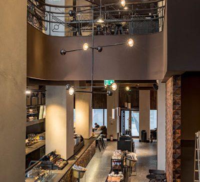 Noua cafenea Starbucks Reserve™ s-a deschis în centrul Bucureștiului