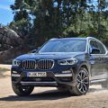 The new BMW X3 xDrive30d, Sophisto Grey Brilliant Effect metallic