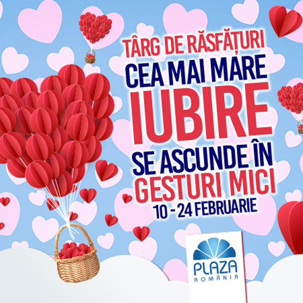 Valentines Day, Plaza Romania