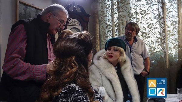 """Casa de Producție TVR vă invită să urmariți """"Visul unei nopți de iarnă"""" de Tudor Mușatescu"""
