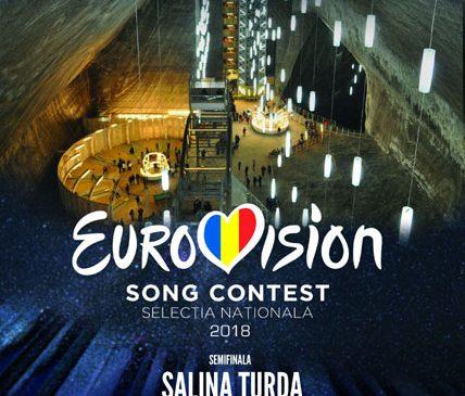 Semifinala Eurovision din Salina Turda, la 90 de metri sub pământ – o premieră absolută în istoria concursului