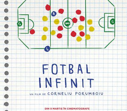 Fotbaliștii Generației de Aur, invitați la premiera filmului FOTBAL INFINIT de Corneliu Porumboiu