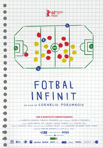 afis Fotbal Infinit