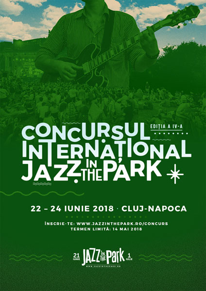 afis Jazz in the Park 2018