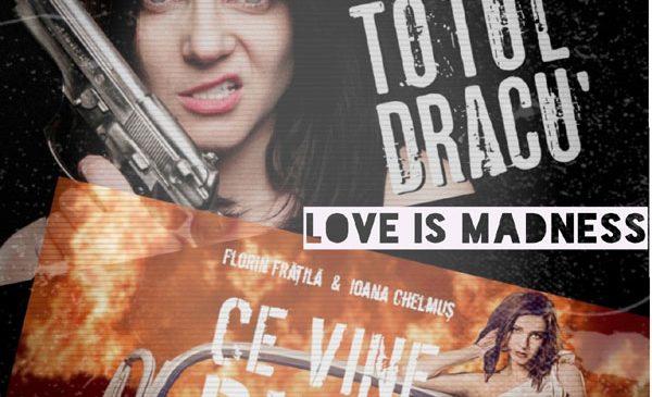 FF Theatre face teatru 2 în 1: Love is madness