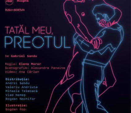 Premieră: dragostea gay în vremea Coaliției pentru Familie, subiect al noului spectacol de la Teatrul Apollo111