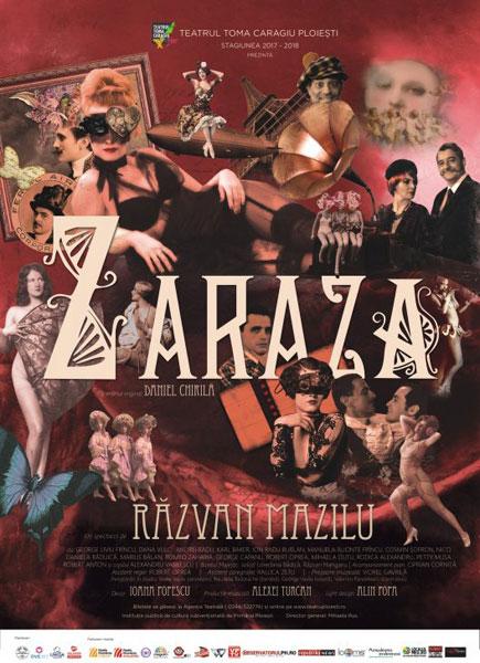 afis Zaraza, Teatrul Odeon