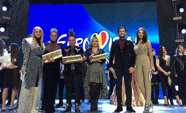 Claudia Andas, TIRI şi Feli au câştigat semifinala Eurovision România din Salina Turda