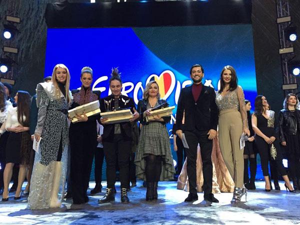 castigatori semifinala Eurovision Salina Turd