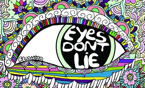 "floWmo sunt convinsi ca ""Eyes Don't Lie"""