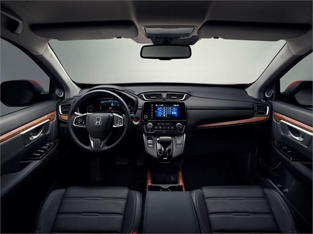 Honda CR-V 2018 interior
