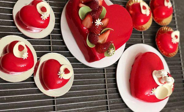 Expertul cofetar al Cofetăriilor Delice recomandă trei prăjituri afrodisiace pentru Ziua Îndrăgostiților