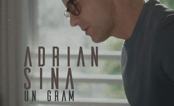 "Adrian Sina lanseaza ""Un gram"""