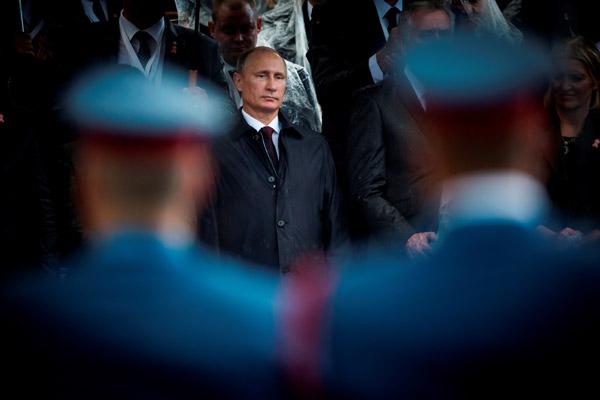Amenintarea lui Vladimir Putin