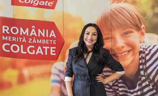 România merită zâmbete Colgate