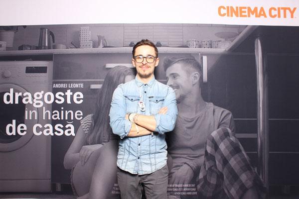 Andrei Leonte @ Cinema City VIP