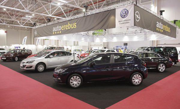 Auto Erebus, dealer autorizat Opel, aduce la SIAB 2018 o premieră națională