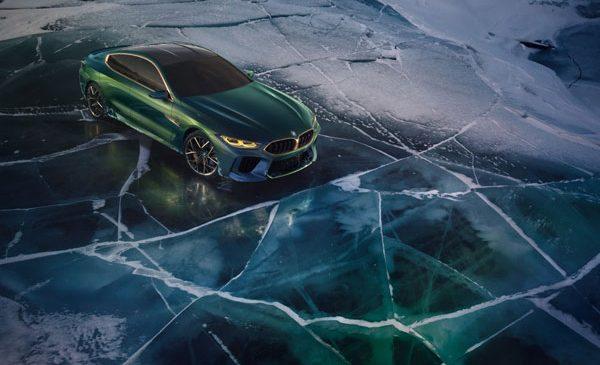 BMW M8 Gran Coupé Concept prezintă o nouă interpretare a luxului pentru marca BMW