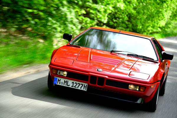 BMW M1 1978-1981
