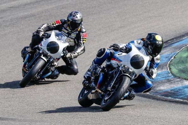 BMW Motorrad BoxerCup, BMW R nine T Racer